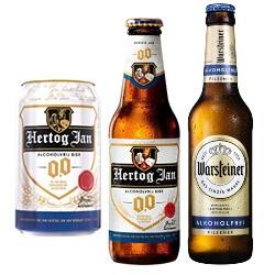 Hertog Jan 0.0 of Warsteiner 0.0