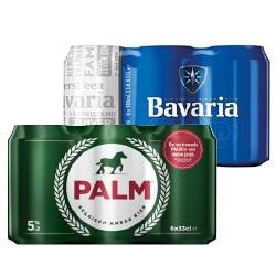 Bavaria pils of Palm