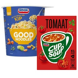Unox Cup a Soup, Good Noodles of Good Pasta