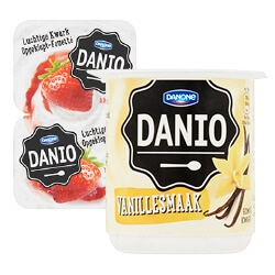 Danio fruitkwark