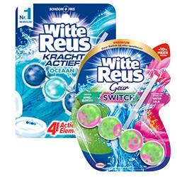 Witte Reus toiletblokken