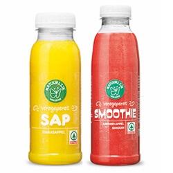 SPAR verse sappen of smoothies