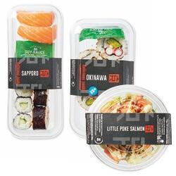 Sushi Ran verse sushi