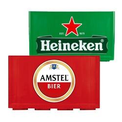 Amstel of Heineken pils