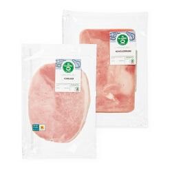 SPAR speciaal geselecteerd schouder,- york,- boeren achter of slagersachterham