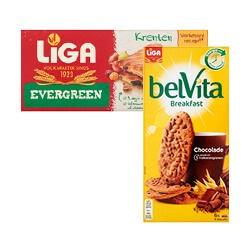 Liga evergreen of Belvita