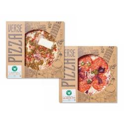 SPAR verse pizza