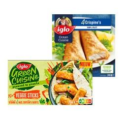 Iglo Ocean of Green Cuisine