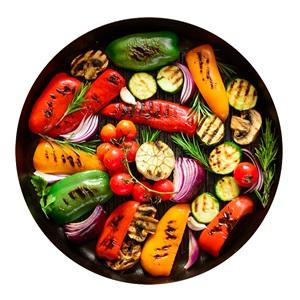 BBQ & groente