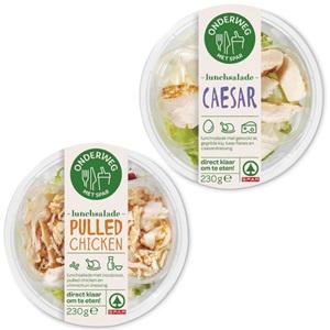 SPAR lunchsalades