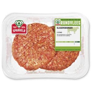 SPAR ambachtelijke slagersburgers