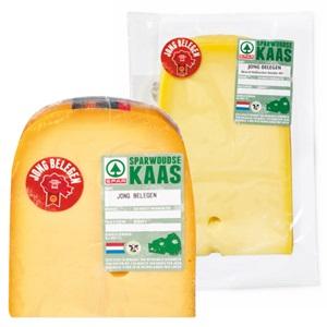 Sparwoudse jong belegen kaas