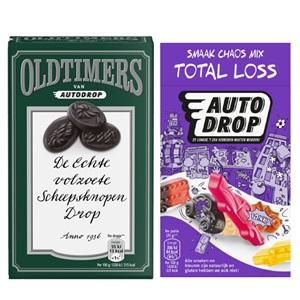 Autodrop of Oldtimers