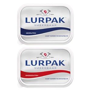 Lurpack smeerbare boter