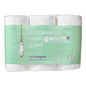 g'woon toiletpapier