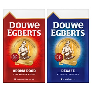 Douwe Egberts filterkoffie