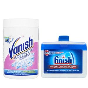Vanish poeder of Finish