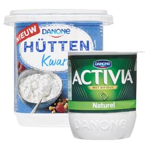 Danone Activia of Hüttenkwark