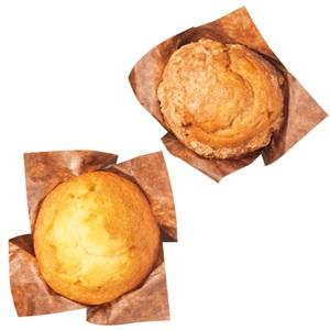 ambachtelijke muffins