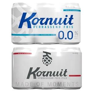 Kornuit pils of 0.0%