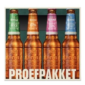 Brand proefpakket