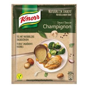 Knorr sauzen of maaltijdmix