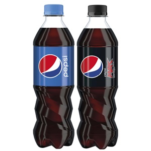 Pepsi, 7-up of Crysteal Clear