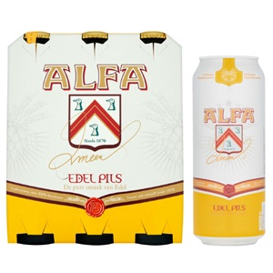 Alfa edel pils