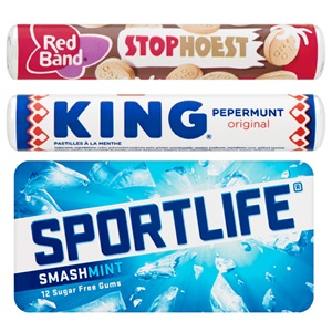 Sportlife, king of Red band