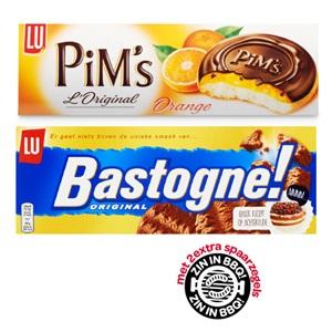 LU Time Out, Bastogne, Pim's, Scholiertje of Prince