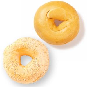 SPAR bagels