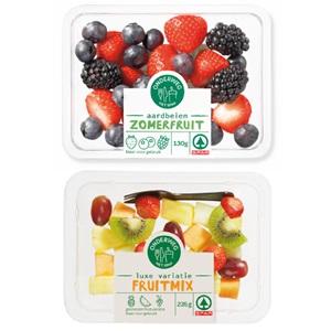 SPAR gesneden fruit