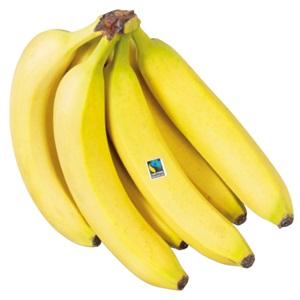 Fairtrade bananen