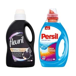 Persil of Fleuril wasmiddel