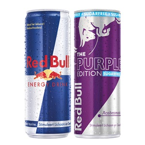 Red Bull Energy of Organics