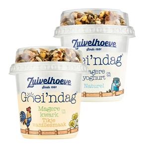 Goei'ndag magere yoghurt