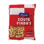 Snacks Nootjes Zoute Pinda'S voorkant