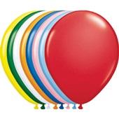 Folat ballonnen gekleurd voorkant