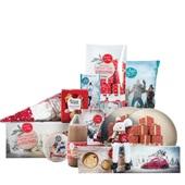 Kerst pakket santa's favourite voorkant