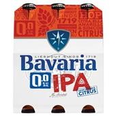 Bavaria IPA bier 0.0% voorkant
