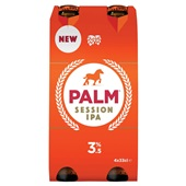 Palm bier session IPA voorkant