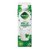 Melkan volle yoghurt voorkant