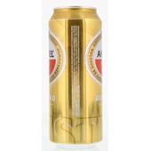 Amstel Blond Bier Blik 50 Cl achterkant