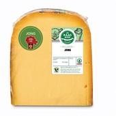 Sparwoudse kaas stuk jong 48+ voorkant