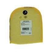 Sparwoudse kaas stuk jong Belegen 48+ achterkant