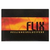 Flix Veiligheidslucifers Klein voorkant