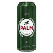 Palm Pils Blik voorkant