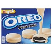 Oreo Omhuld Met Witte Chocolade voorkant