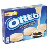 Oreo Omhuld Met Witte Chocolade achterkant
