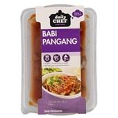 Daily Chef Babi Pangang voorkant